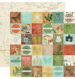 Simple Stories Simple Vintage Great Escape Collection - 2x2 Elements