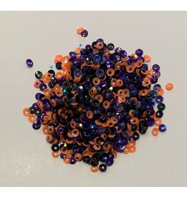 Paws-Itively Pawsome Designs 3mm Sequins Mix - Trick or Treat