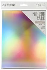 Tonic Studio Craft Perfect Mirror Card - High Gloss - Holo Waves
