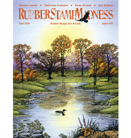 RubberStampMadness Magazine - Issue #209 Fall 2020 Clearance 50% off