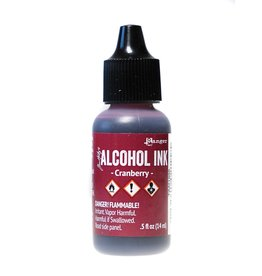 Ranger Tim Holtz Alcohol Ink - Cranberry