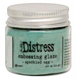 Ranger Distress Embossing Glaze - Speckled Egg