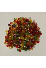 Paws-Itively Pawsome Designs 3mm Sequins Mix - Colorful Autumn