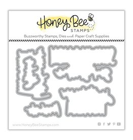 Honey Bee Stamps Wish You Were Here Die Set