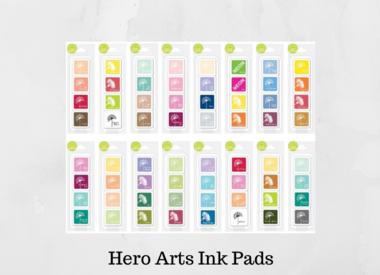 Hero Arts Ink Pads