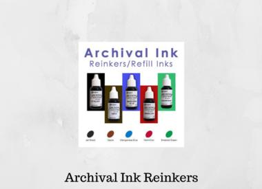 Archival Ink Reinkers
