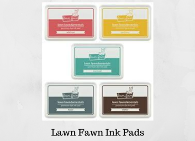 Lawn Fawn Ink Pads