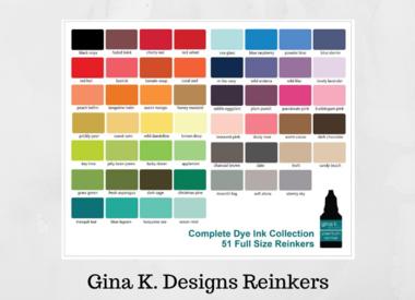 Gina K. Designs Reinkers