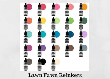 Lawn Fawn Reinkers