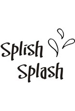 DRS Designs Splish Splash Cling Stamp