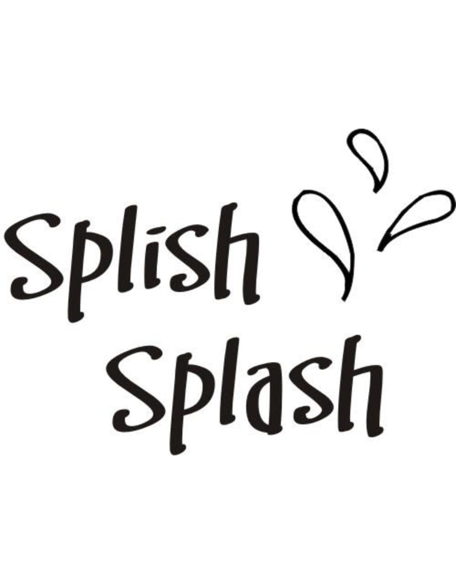 DRS Designs Splish Splash Cling Stamp