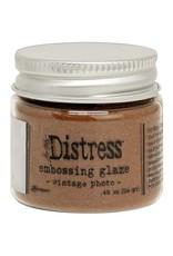 Ranger Distress Embossing Glaze - Vintage Photo