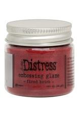 Ranger Distress Embossing Glaze - Fired Brick