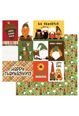 Photo Play Gnome for the Holidays Thanksgiving - Gobble Gobble