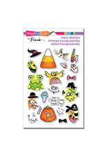 Stampendous Corny Candy Clear Stamp Set