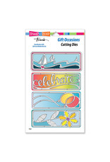 Stampendous Gift Occasions Die Set