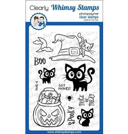 Whimsy Stamps Got Peepers Clear Stamps