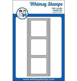 Whimsy Stamps Slimline Film Strip Die