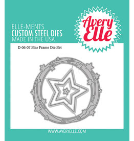 Avery Elle Star Frame Elle-ments Die