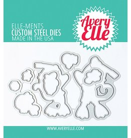 Avery Elle Monkey Sea Monkey Do Die Set