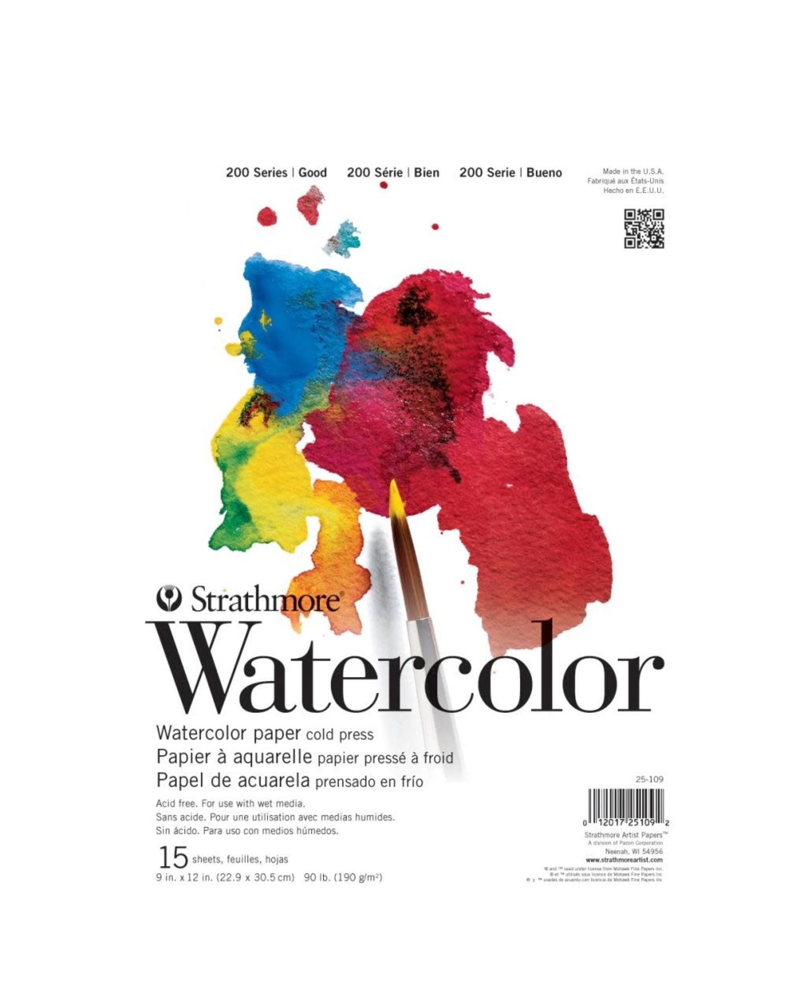 Watercolor Cold Press 90# Paper