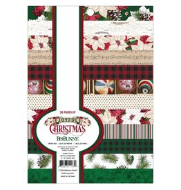 Bo Bunny Joyful Christmas 6x8 Paper Pad