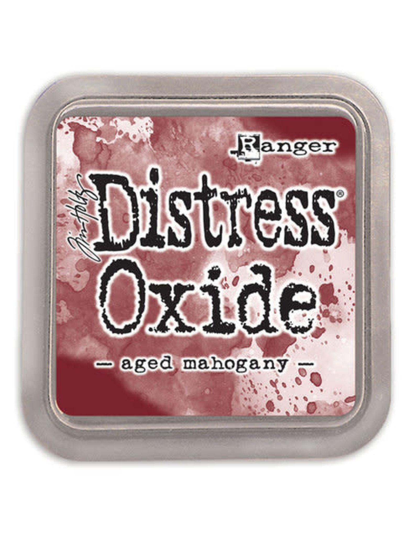 Ranger Distress Oxide - Aged Mahogany
