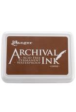 Ranger Archival Ink - Coffee Ink Pad
