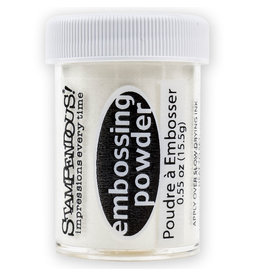 Stampendous Embossing Powder - Clear Transparent