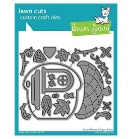 Lawn Fawn Acorn House Die Set