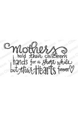 Impression Obsession Mothers and Children Cling Stamp