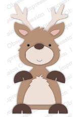 Impression Obsession Deer Die Set