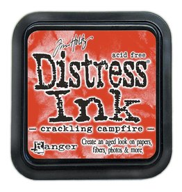 Ranger Distress Ink Pad - Crackling Campfire