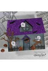 Honey Bee Stamps Honey Cuts - Haunted House Add-on