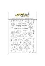 Honey Bee Stamps Let's Hang Out Clear Stamp Set