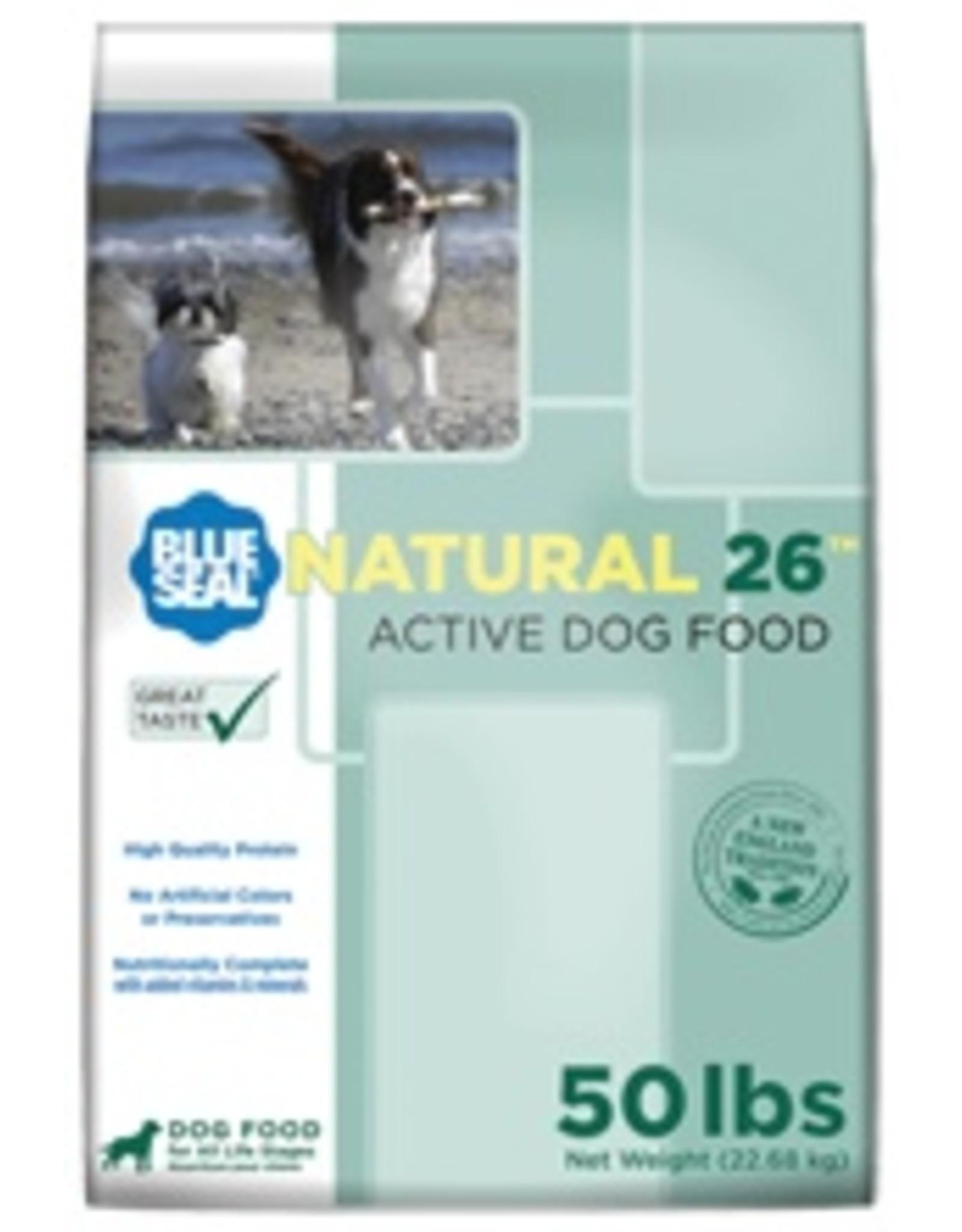 Blue Seal BS Naturel 26, 22.7kg