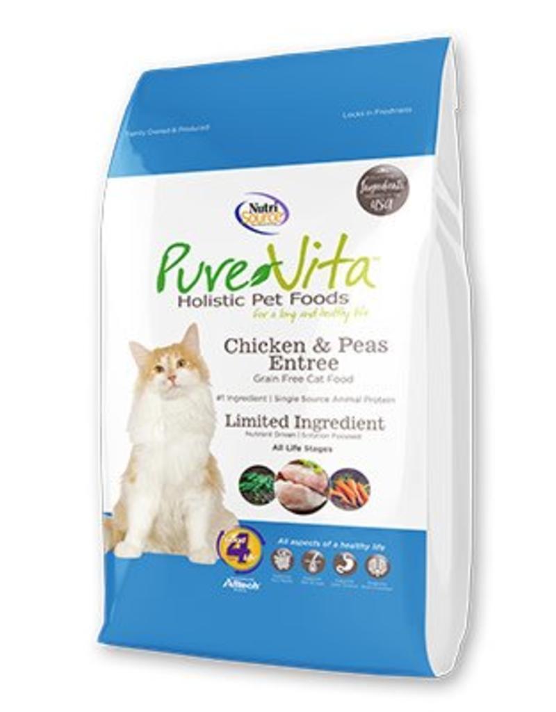 Pure Vita PV chat sans grain poulet 3 kg