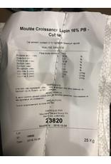 Soucy Lapin 16 % , 25 kg