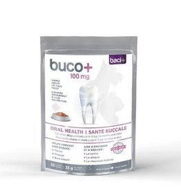 Baci + Buco + 100 gr, baci + chien/chat