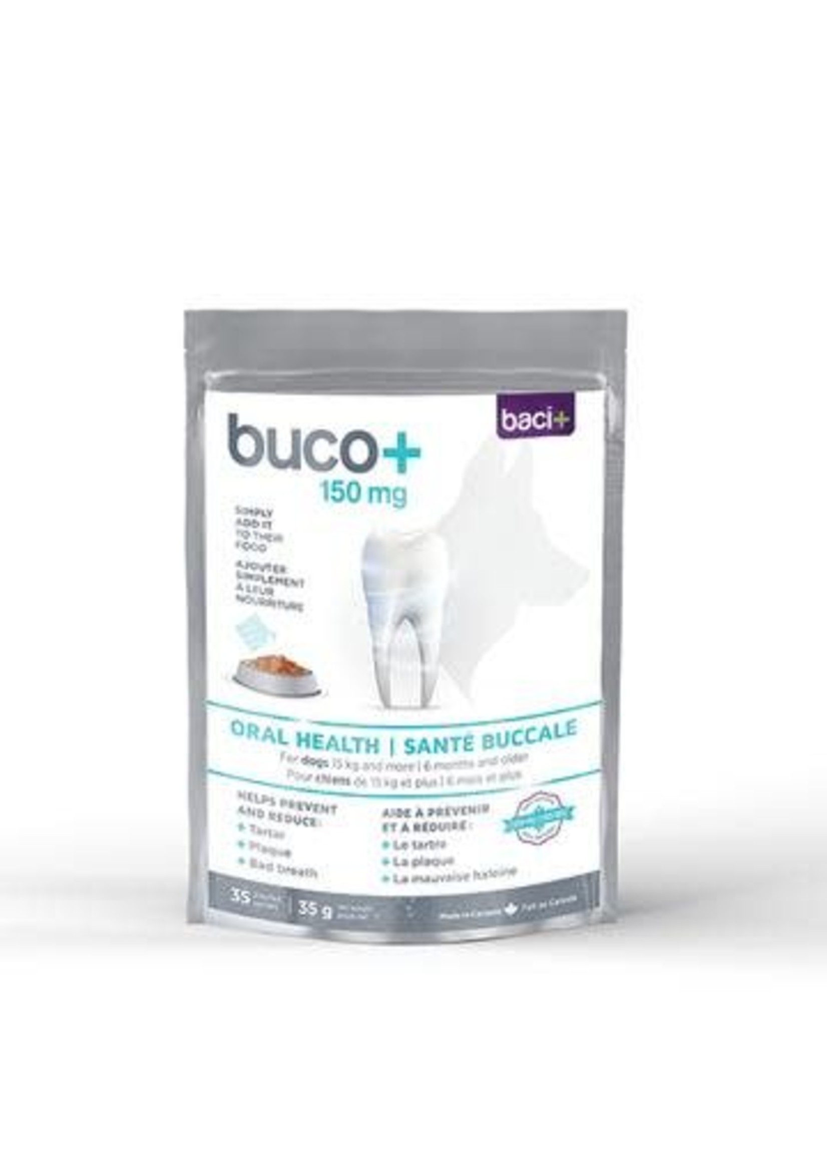 Baci + Buco + 150 g chien GR