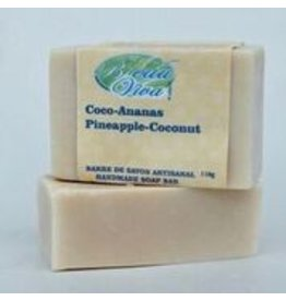 Bieau Viva Savon Coco-Ananas 110 gr