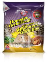 Martin Martin Hamster/Gerbille extrudé,500gr