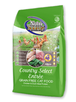 Nutri-Source NS chat Sans grain Country Select 6.8Kg
