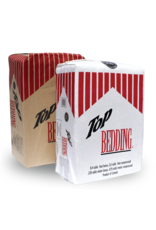 top bedding Ripes Top Bedding rouge, grosse 3.2 pi