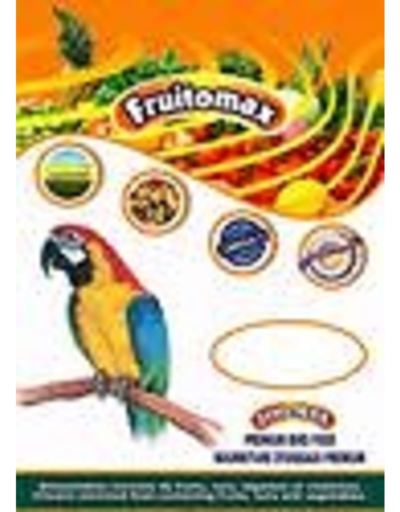 zoomax Zoomax Fruitomax Perroquet sans tournesol 1.5 kg