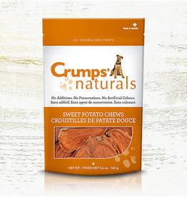 Crumps Crumps chien bouchées de patates douces (croustilles) 5.6 oz