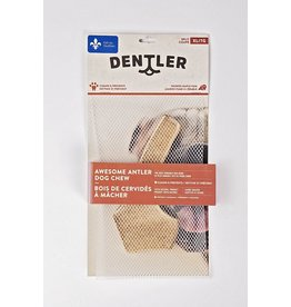 dentler Dentler Bois cervidés split jambon érable X-grand