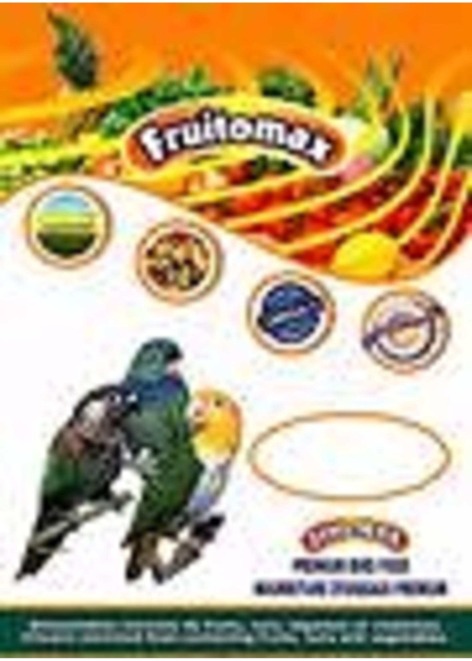 zoomax Zoomax, fruitomax oiseaux conure & petit perroquet 1.5 kg
