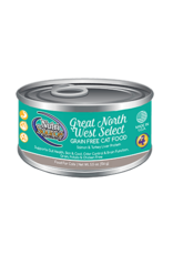 Natural Planet Nutri-Source Conserve chat sans grain Great NOrthwest Selct(Saumon & Dinde ) 5.5 oz