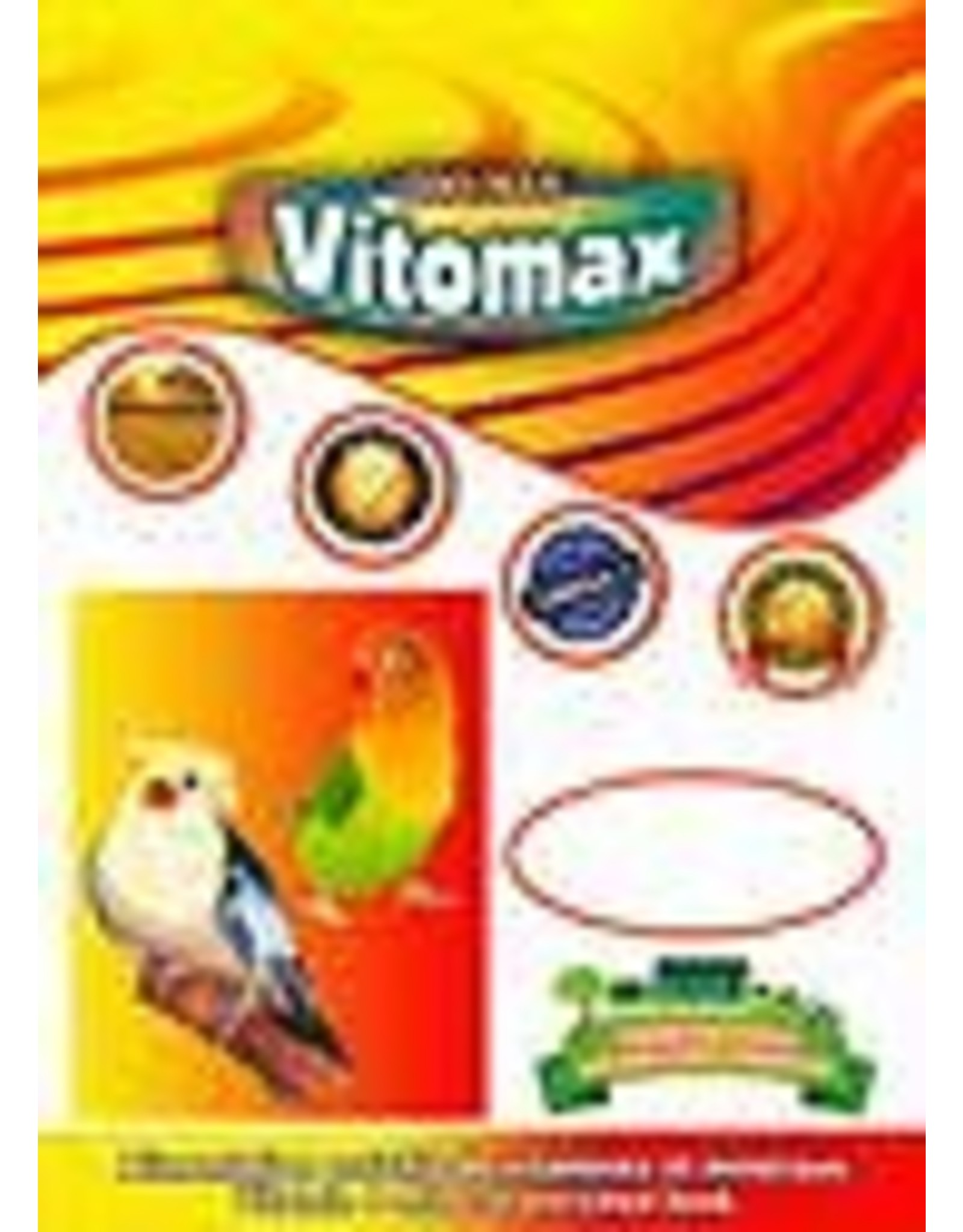 zoomax Zoomax, Vitomax oiseaux, cockatiel/inseparable, 2 lbs